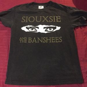 AAA Shirts - Siouxsie and the Banshees t-shirt